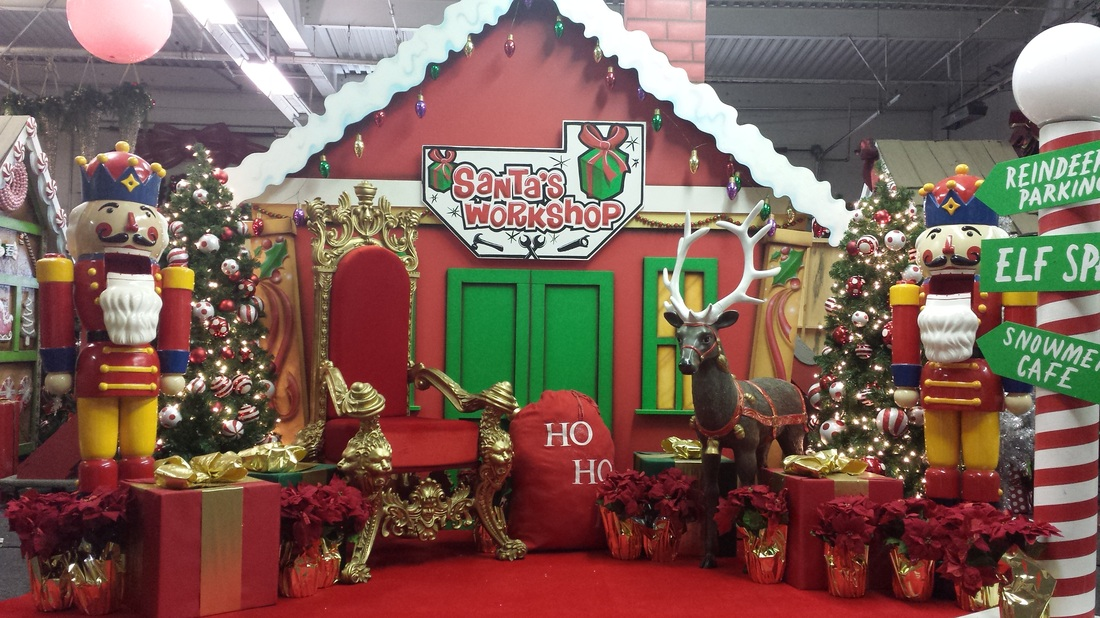 Decoration De Noel Walmart